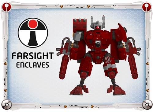 Tau Farsight Enlcaves