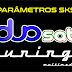 Atualização PATCH DUOSAT e TUNING SKS 58w 10/08/2017