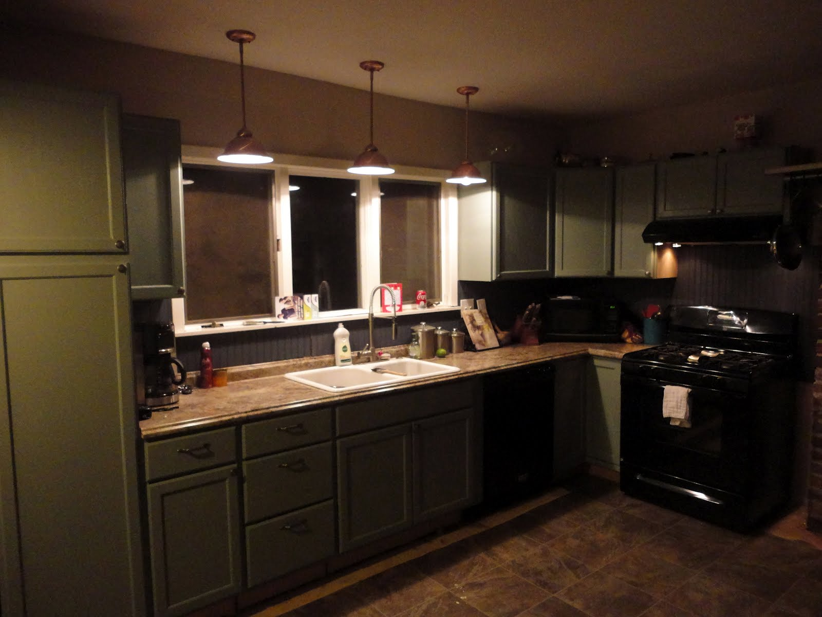 Craftsman 1204 Kitchen Reveal