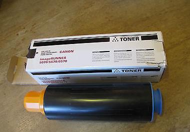 Harga Botol Toner Catridge Mesin Fotocopy IR 6570 IR 5075 IR 5070 IR 5570