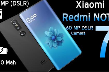 HP Murah dan 8 Keunggulan Xiaomi Redmi Note 7 2019