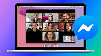 كيفية الوصول إلى تطبيق الفيس بوك ماسنجر Messenger Facebook على جهاز الكمبيوتر الخاص بك،  فيسبوك مسنجر لنظامي Windows وMac OS  برنامج ماسنجر Messenger للكمبيوتر