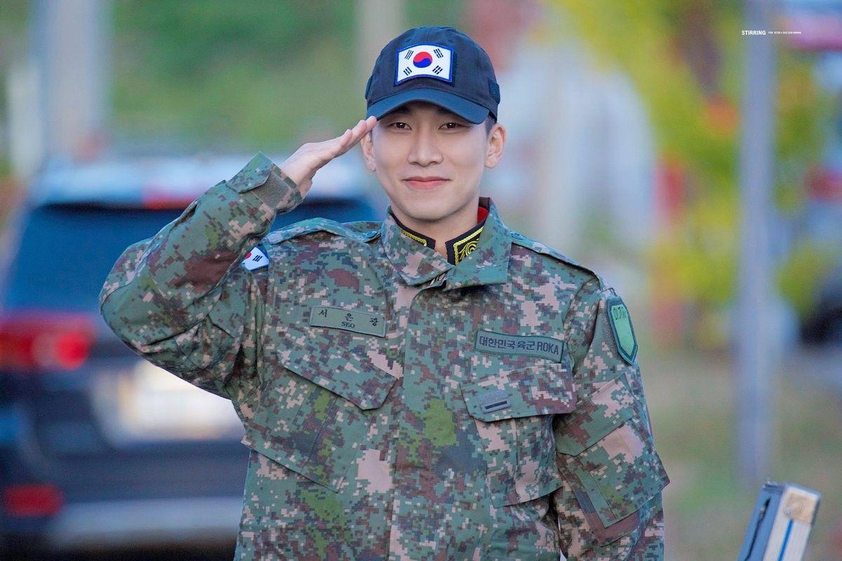 BTOB's Eunkwang Will Complete the Military Soon According to Corona Virus Prevention Protocol