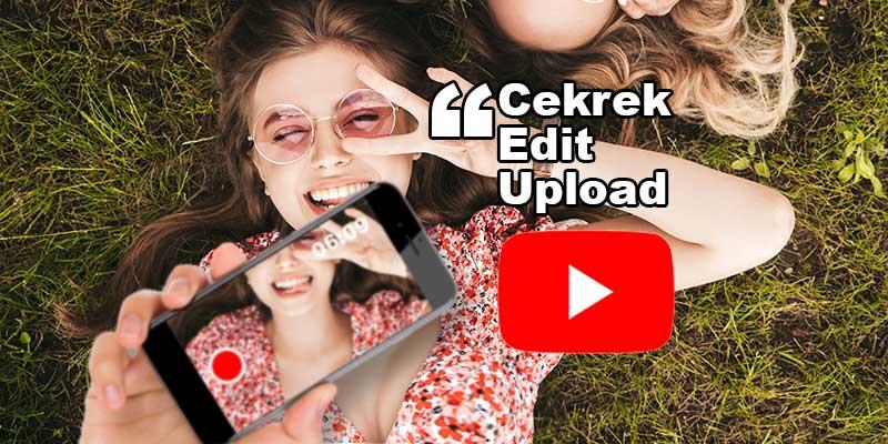 Aplikasi edit video untuk youtuber di hp android terbaik 2020