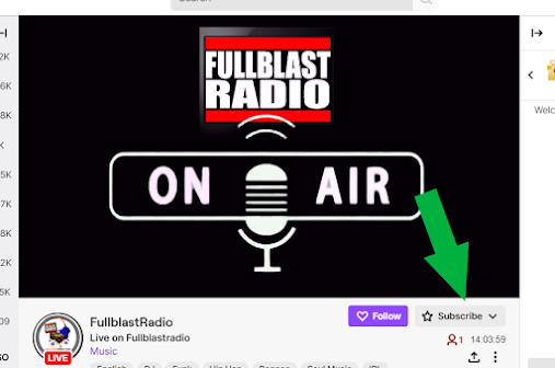 How to Use the Free Prime Gaming (Twitch Prime) Subscription with Fullblastradio