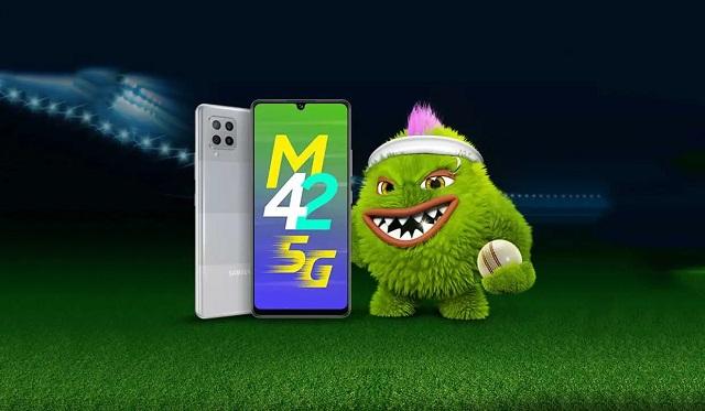 Galaxy M42 5G المواصفات والسعر بالتفصيل 2021