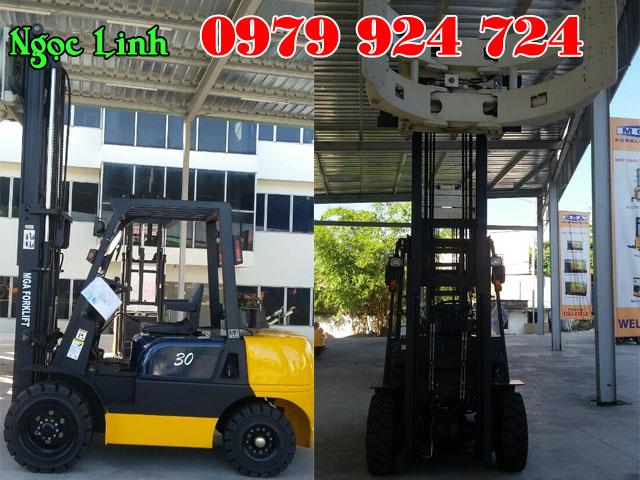 Máy phát điện công nghiệp 45-100 KVA, 100-450KVA