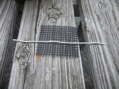 鉢底ネット 針金