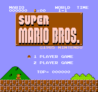 Download Super Mario Bros. 1985 Free For PC