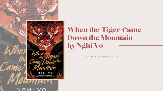 when the tiger came down the mountain blog feature