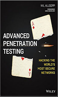 Advanced Penetration Testing Hacking the World's Most Secure Networks (Ebook PDF, review, price)