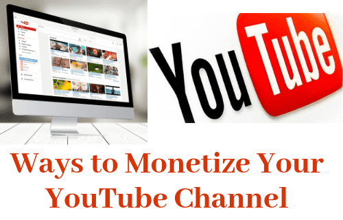 Google Money with YouTube Channel:- Passive Income Ideas #1