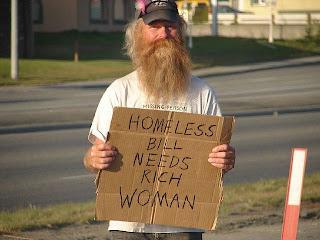 Homeless funny image