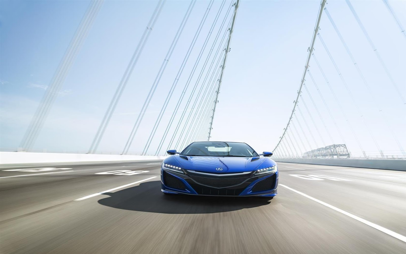 2017 Acura NSX Image. Photo 2017