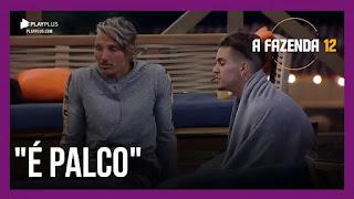 A Fazenda 12 – Biel, Mirella e Juliano criticam Jojo – Tays pede a Lipe que converse com Lucas