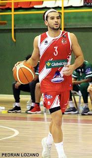 Baloncesto Alcobendas Héctor Jiménez