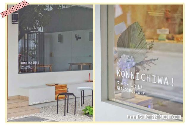 IROIRO Cafe Bandung yang Jepang Banget