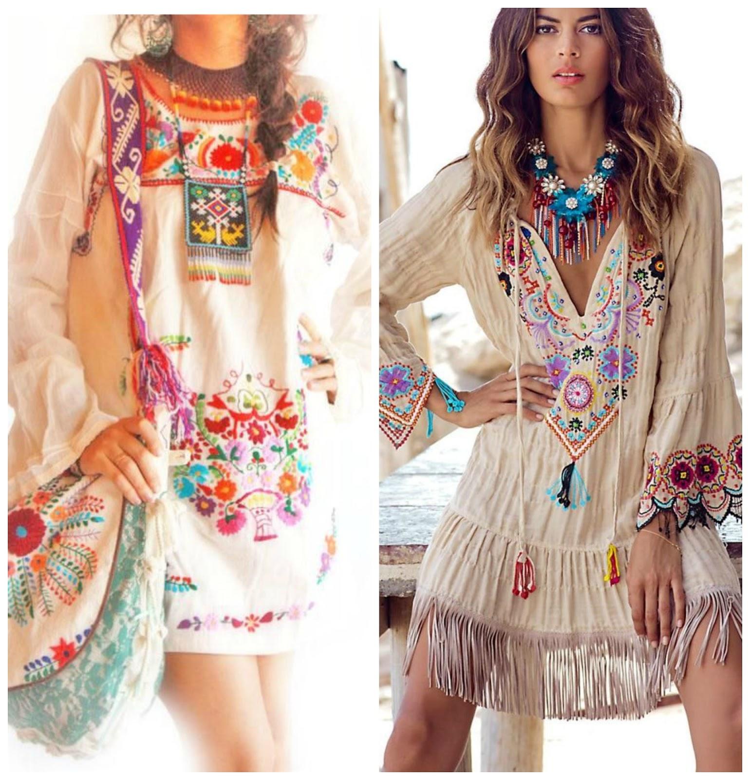 Little Treasures: Bohemian Summer: Clothes