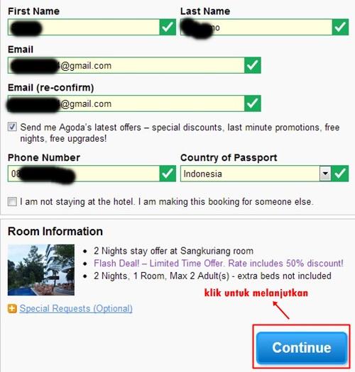 Cara Booking Agoda Cara Booking Hotel Di Agoda