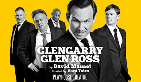 How can I not buy tickets to Glengarry Glen Ross when this image pops up in my emails!