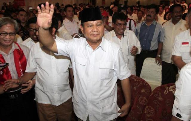 Curhatan Prabowo: Saya Mungkin Termasuk Pribadi yang Sentimentil