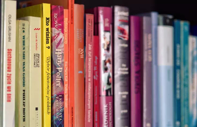 perbedaan buku dan novel