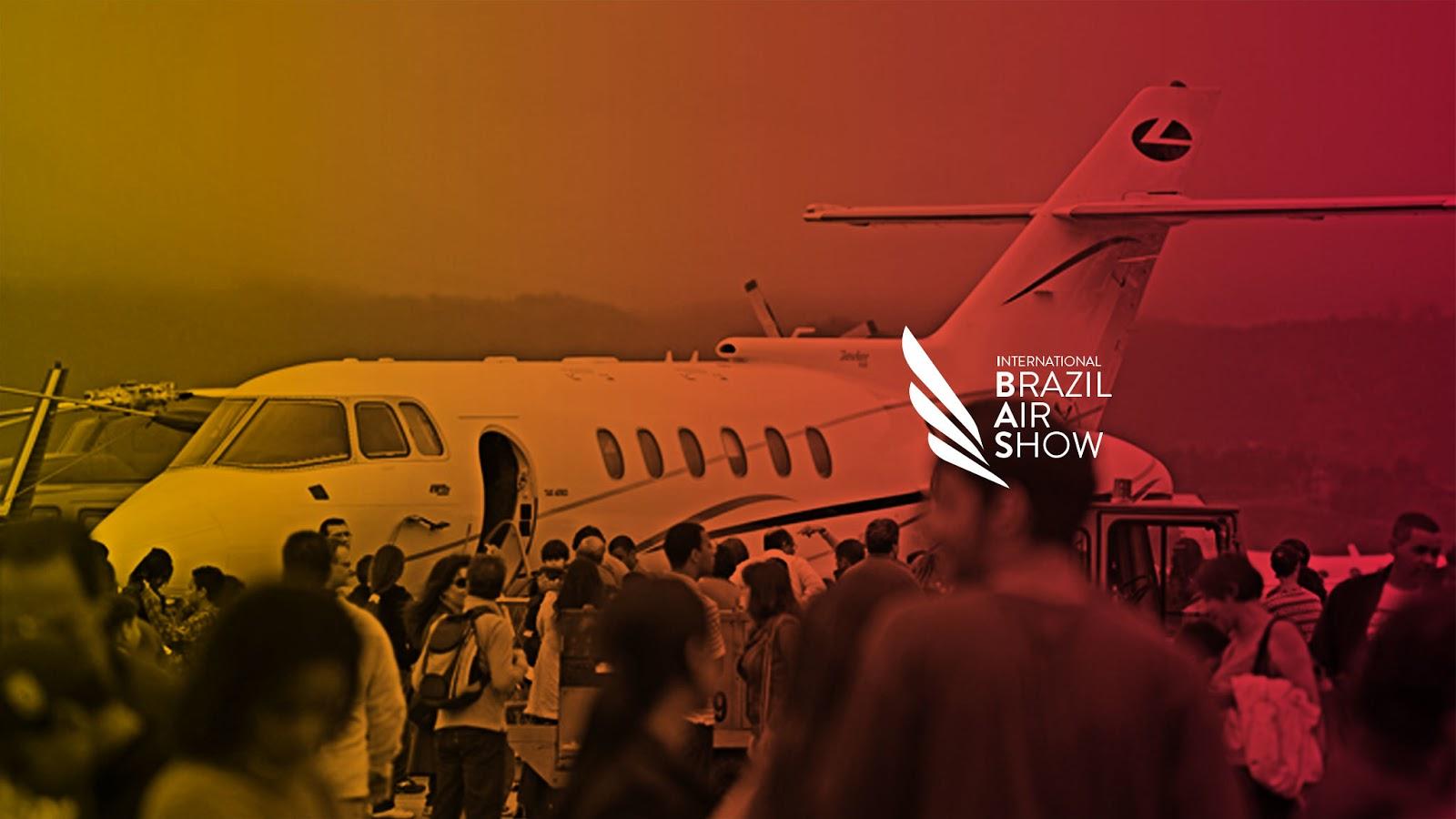International Brazil Air Show 2019 debaterá concessão de aeroportos | É MAIS QUE VOAR