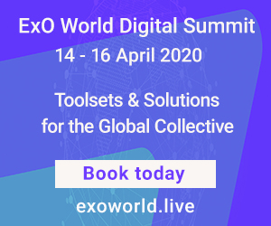 #EXOWorld 2020 Summit @OpenEXO