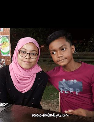 Alhamdulillah 6 May 2021 Insyirah Dan Iman Balik Dari Asrama