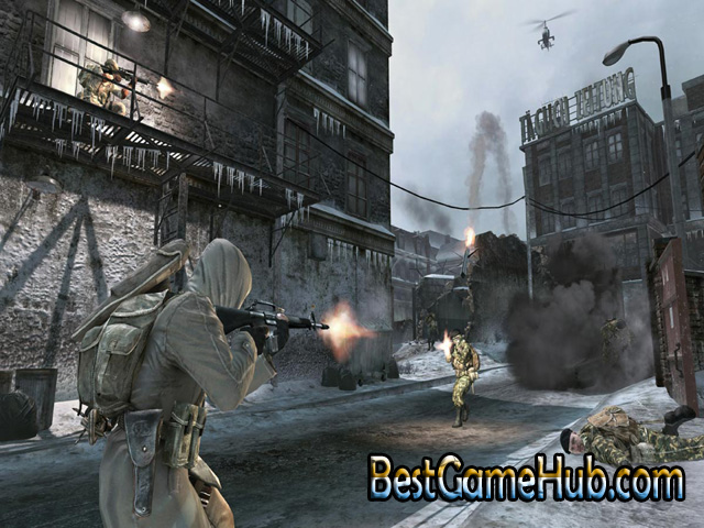 Call of Duty Black Ops Compressed Torrent Game Download