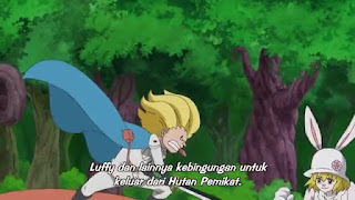 One Piece 846 Subtitle Indonesia