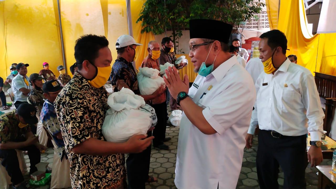 TEC Kembali Berikan Bantuan Sembako IIPG Untuk Warga Lampung Selatan