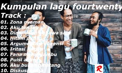 45 Menit Bersama Fourtwnty Mp3 2018 Spesial Best Top 10 Song terbaik Nonstop