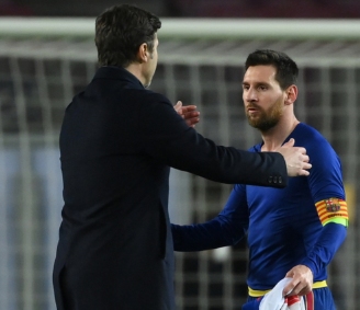 We have contacted Messi before - PSG manager