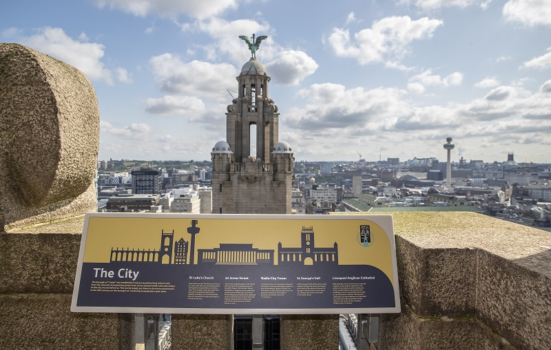 RLB360 Tour - Royal Liver Building
