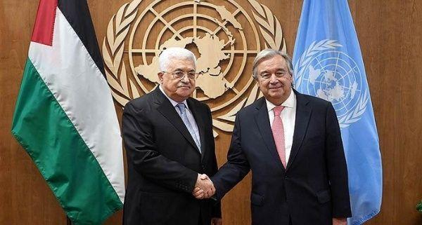 ONU invita al presidente Abbas a reunión internacional sobre causa de Palestina