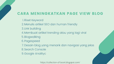 page view blog