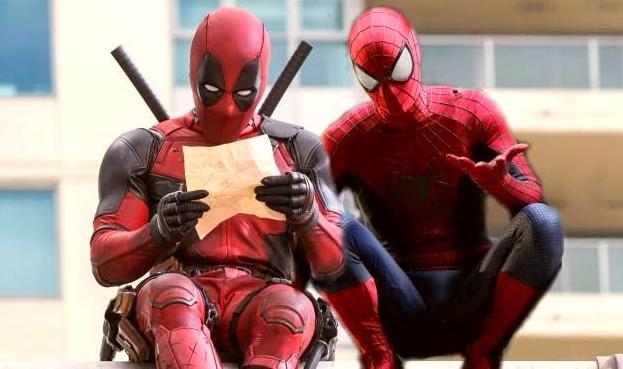 Spider-Man Vs DeadPool