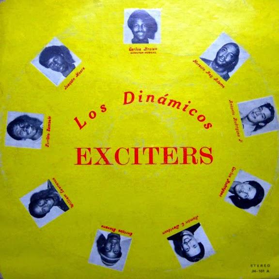 Los Dinamicos Exciters - Woop Wap - Días Más Frios de Mi Vida