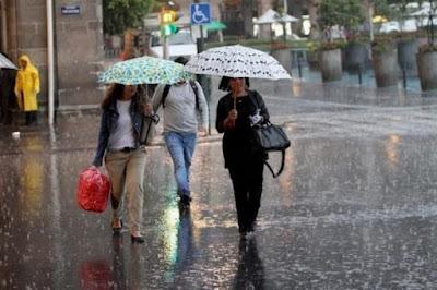 Meteorología pronostica ocurrencia de chubascos para esta tarde en ...