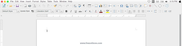 Micosoft Office Theme for LibreOffice