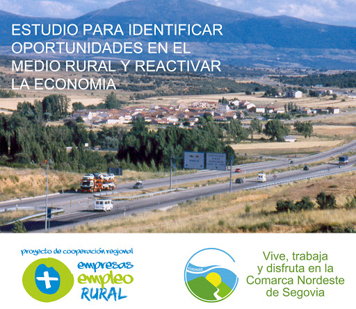 Estudio para reactivar y potenciar el medio rural