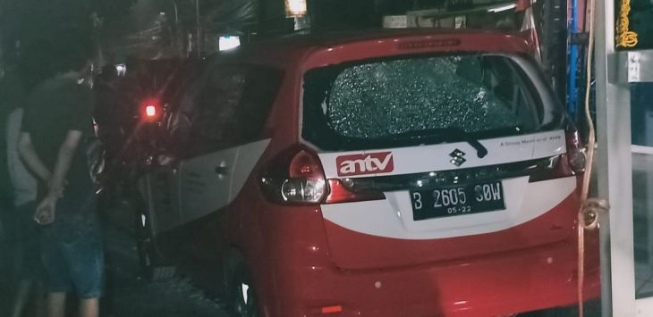 Laporan Penyerangan Polsek Ciracas, Polisi: Korban Penyerangan Ada 9 Orang Termasuk Kru ANTV
