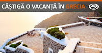 Castiga o vacanta pentru 2 persoane in Grecia