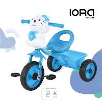 Sepeda Roda Tiga Anak PMB IORA TC01 Kitty baby tricycle
