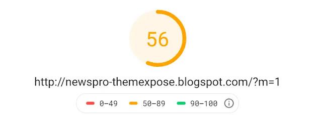 NewsPro Responsive Magazine News Trending Viral Blogger Template Theme