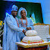 Checkout Beautiful Photos From Yewande And Gbenga's Colorful Wedding