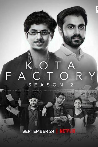 Download Kota Factory (2021) S02 Hindi 720p + 1080p WEB-DL MSubs