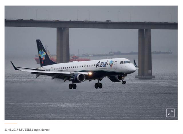 Governo edita MP que estende prazo de medidas emergenciais para aviação civil devido à pandemia