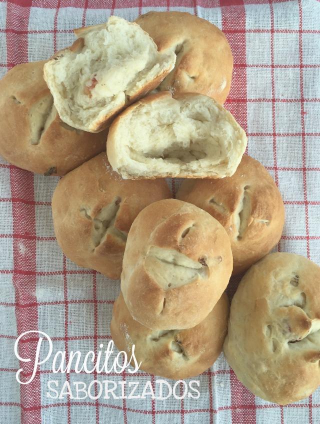 Panes con sabores | http://bizcochosysancochos.blogspot.com/